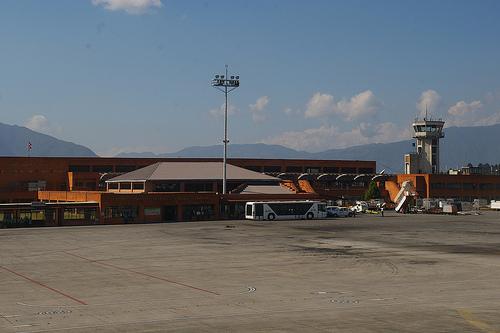 Kathmandu ariport